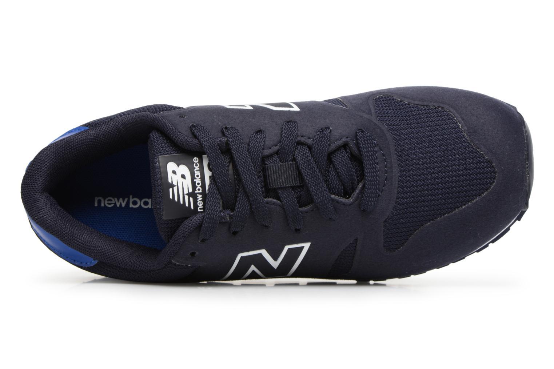 Sneaker New Balance KD373 blau ansicht von links