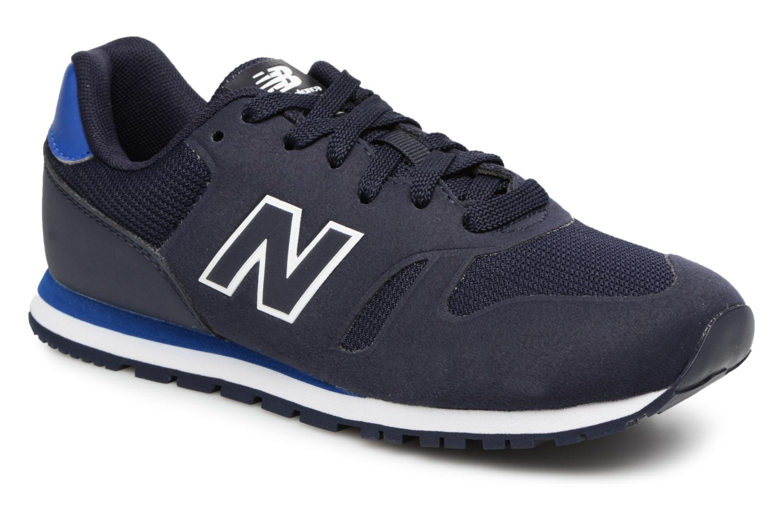 Sneaker New Balance KD373 blau detaillierte ansicht/modell