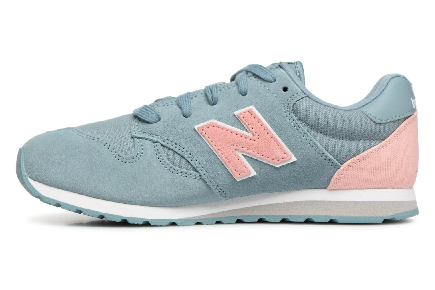 Baskets New Balance KL520 Bleu vue face