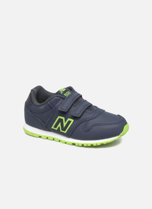 Trainers New Balance KV500 I Blue detailed view/ Pair view