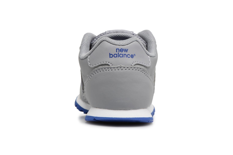 Baskets New Balance KV500 I Gris vue droite