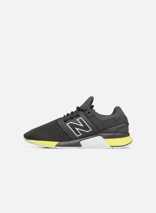Sneaker New Balance KL247 grau ansicht von vorne
