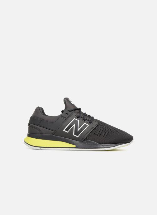 Sneaker New Balance KL247 grau ansicht von hinten