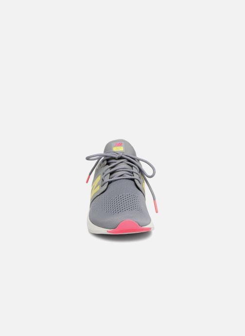 Sneaker New Balance KL247 grau schuhe getragen