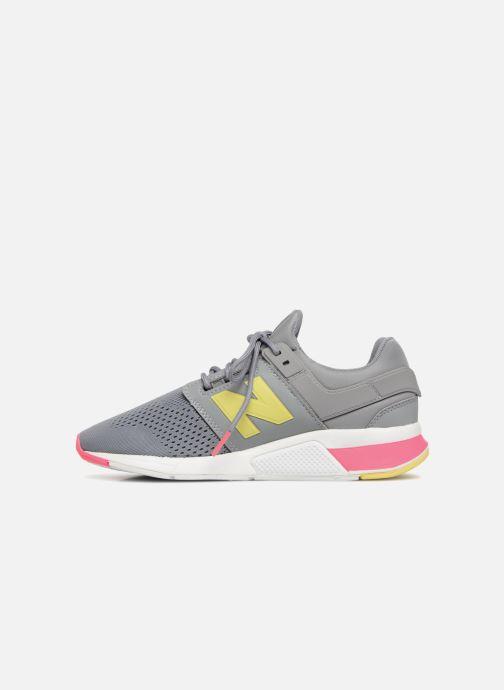 Sneakers New Balance KL247 Grijs voorkant
