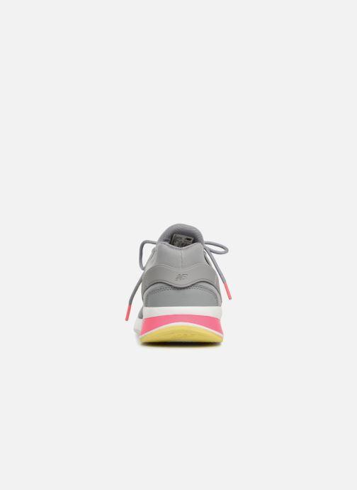 Sneaker New Balance KL247 grau ansicht von rechts