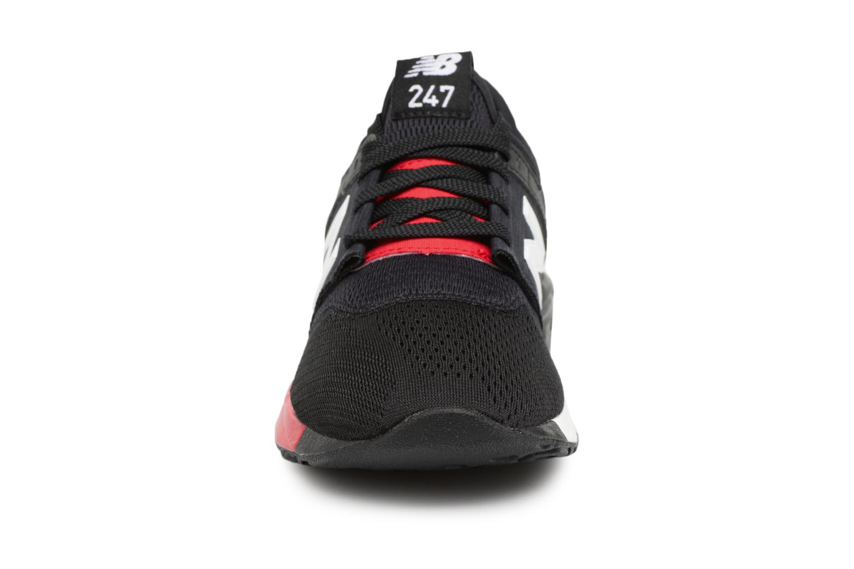 Baskets New Balance KL247 Noir vue portées chaussures