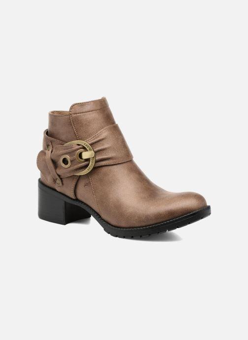 ca8324e3452 Sarenza Et Boots Les P tites Diane Bottines Chez Bombes marron 8XHn68