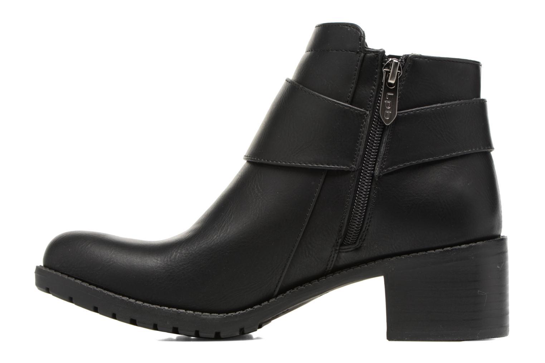 Bottines et boots Les P'tites Bombes Diane Noir vue face