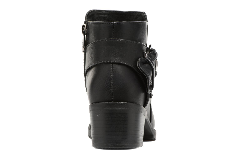 Bottines et boots Les P'tites Bombes Diane Noir vue droite