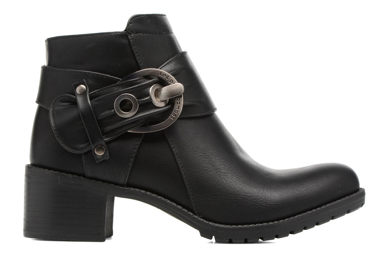 Bottines et boots Les P'tites Bombes Diane Noir vue derrière