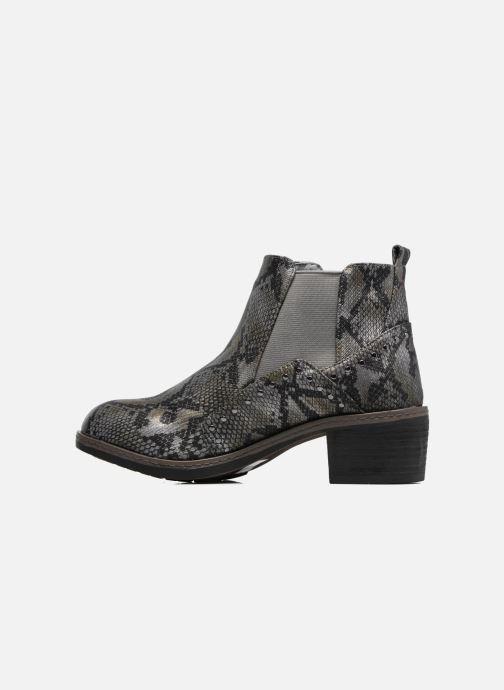 Bottines et boots Les P'tites Bombes Carole Gris vue face