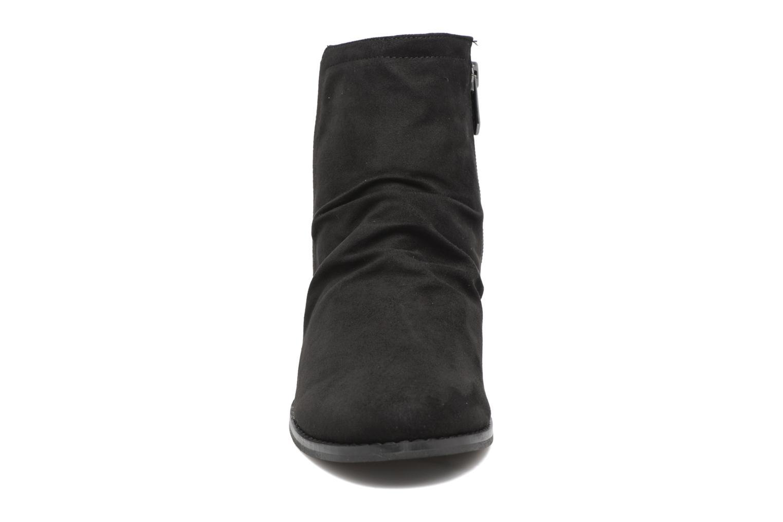 Bottines et boots Les P'tites Bombes Clarisse Noir vue portées chaussures