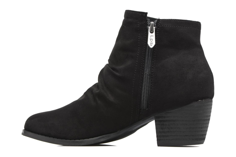 Bottines et boots Les P'tites Bombes Clarisse Noir vue face