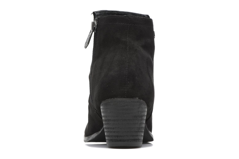 Bottines et boots Les P'tites Bombes Clarisse Noir vue droite