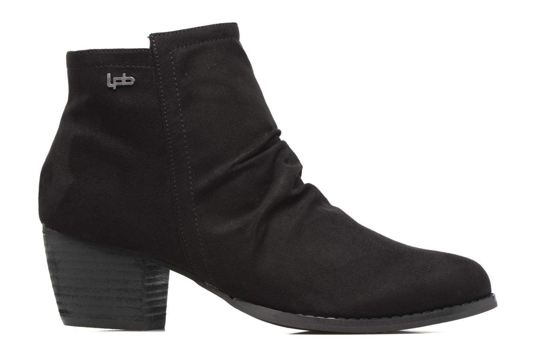 Bottines et boots Les P'tites Bombes Clarisse Noir vue derrière
