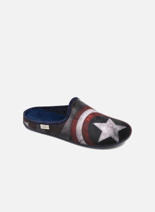 Pantofole La maison de l'espadrille Captain Azzurro vedi dettaglio/paio