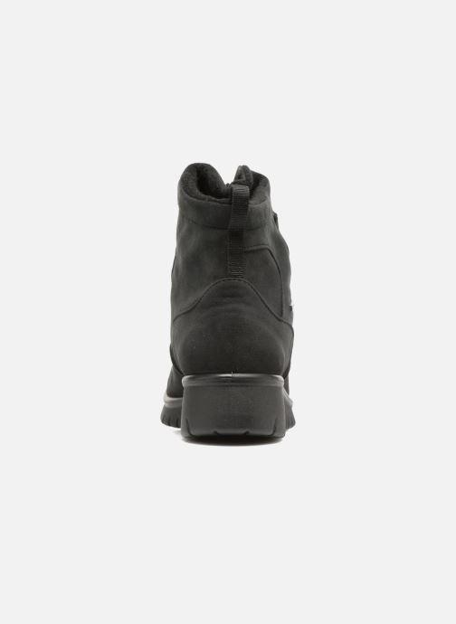 Boots en enkellaarsjes Romika Varese N08 Zwart rechts