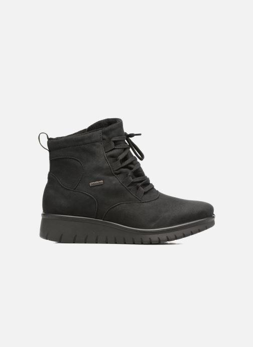 Boots en enkellaarsjes Romika Varese N08 Zwart achterkant