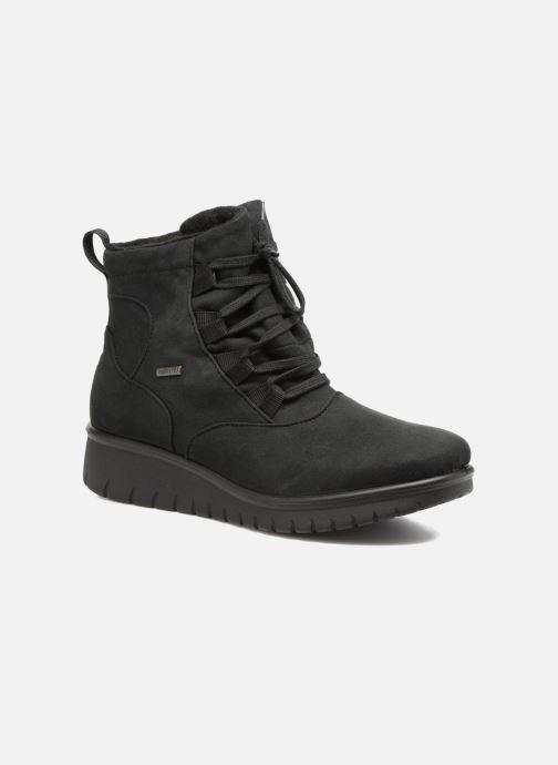 Boots en enkellaarsjes Romika Varese N08 Zwart detail