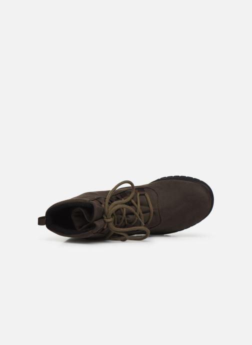 Bottines et boots Romika Varese N08 Marron vue gauche