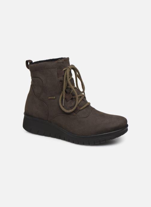 Bottines et boots Romika Varese N08 Marron vue détail/paire