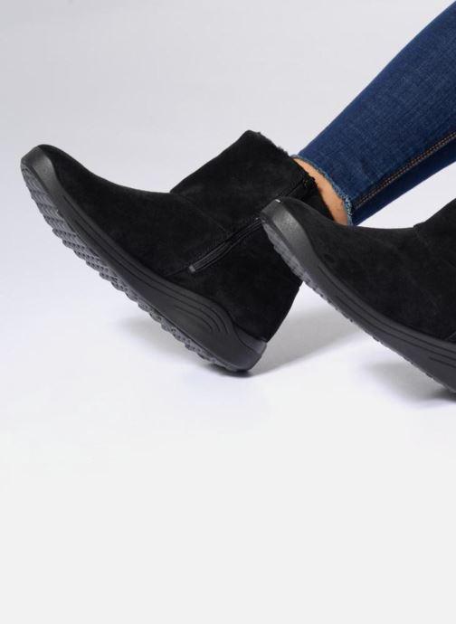 Bottines et boots Romika Madera 10 Noir vue bas / vue portée sac