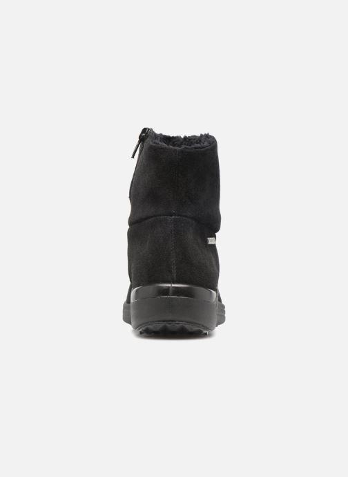 Bottines et boots Romika Madera 10 Noir vue droite