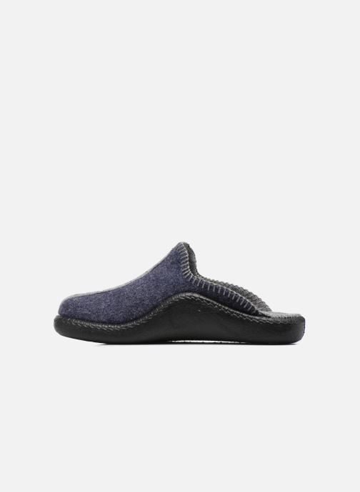 Slippers Romika Mokasso 62 Blue front view