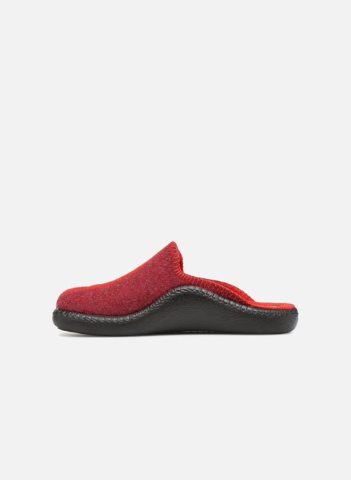 Slippers Romika Mokasso 62 Red front view