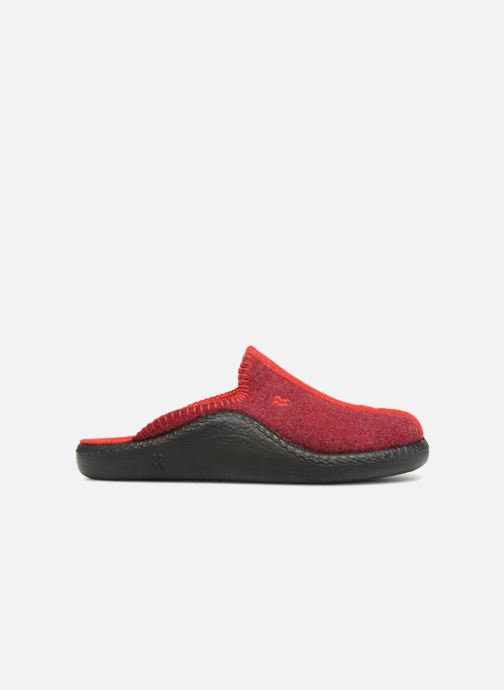 Slippers Romika Mokasso 62 Red back view