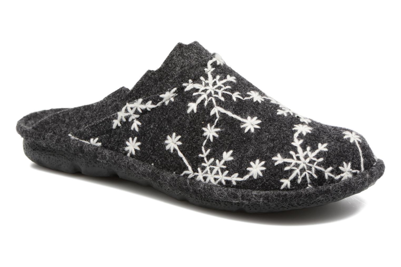 Pantoffels Romika Mikado 98 Grijs detail