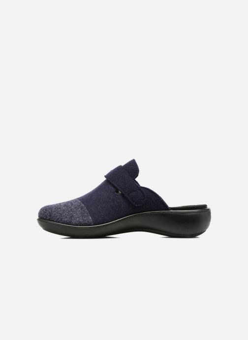 Slippers Romika Ibiza Home 306 Blue front view