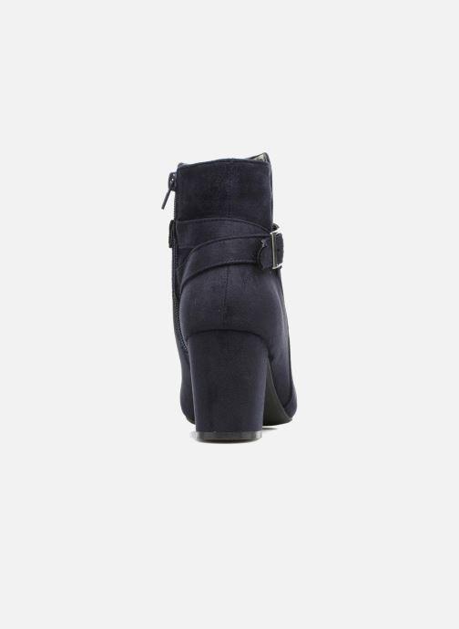 Stivaletti e tronchetti I Love Shoes VIKE Azzurro immagine destra