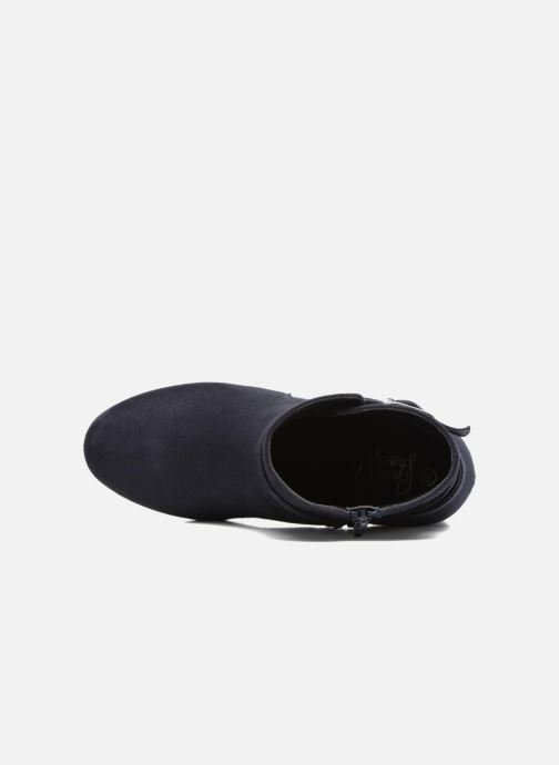 Stivaletti e tronchetti I Love Shoes VIKE Azzurro immagine sinistra