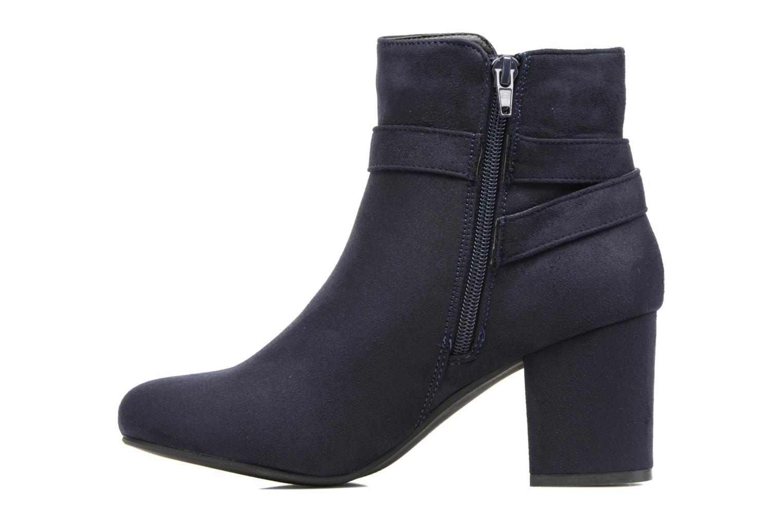 Botines  I Love Shoes VIKE Azul vista de frente