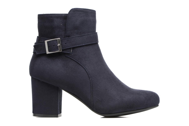 Botines  I Love Shoes VIKE Azul vistra trasera