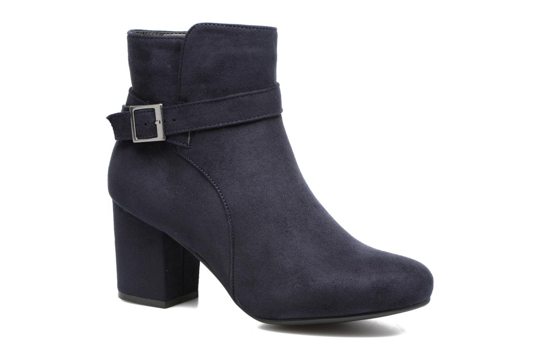 Botines  I Love Shoes VIKE Azul vista de detalle / par