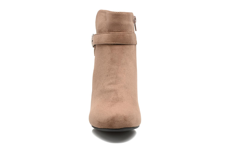 Botines  I Love Shoes VIKE Beige vista del modelo