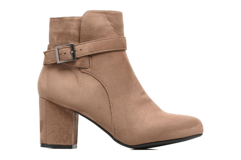 Botines  I Love Shoes VIKE Beige vistra trasera