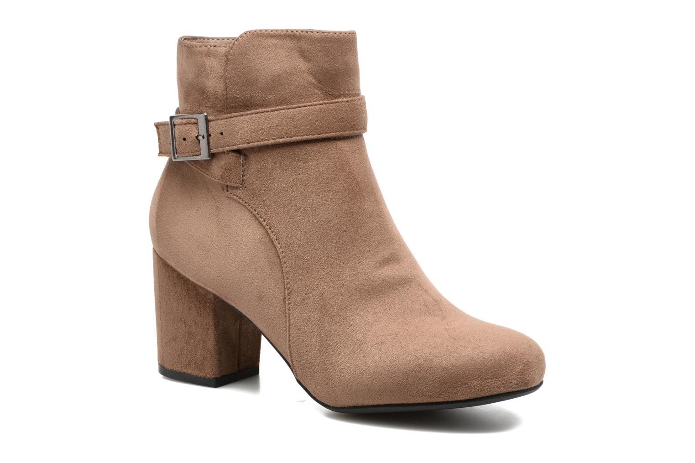 Botines  I Love Shoes VIKE Beige vista de detalle / par
