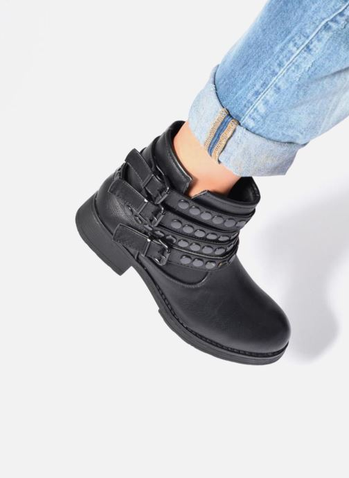 Love Shoes Chez Sarenza302917 VilmanegroBotines I kuTiXZOP