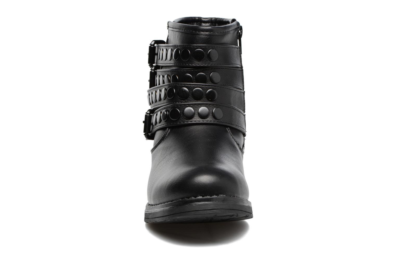 Bottines et boots I Love Shoes VILMA Noir vue portées chaussures