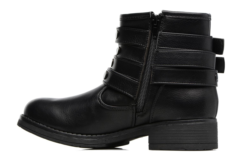 Bottines et boots I Love Shoes VILMA Noir vue face