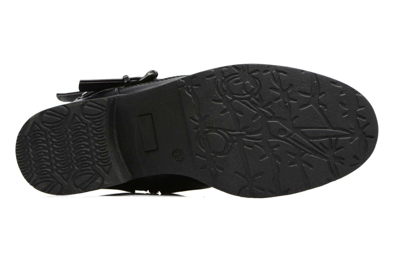 Bottines et boots I Love Shoes VILMA Noir vue haut
