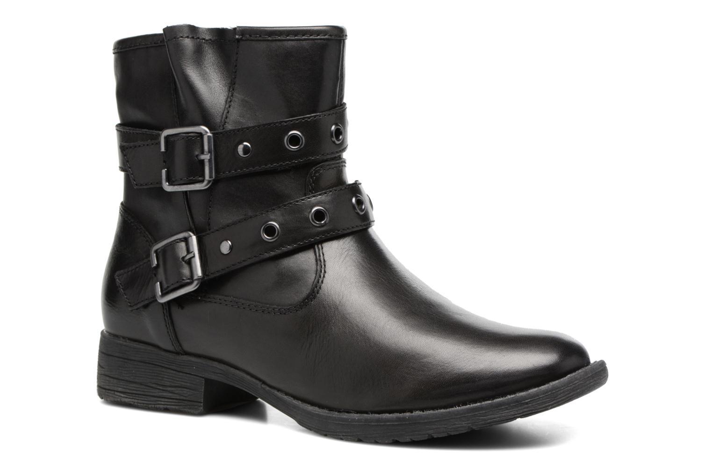 Bottines et boots Jana shoes Nikita Noir vue détail/paire