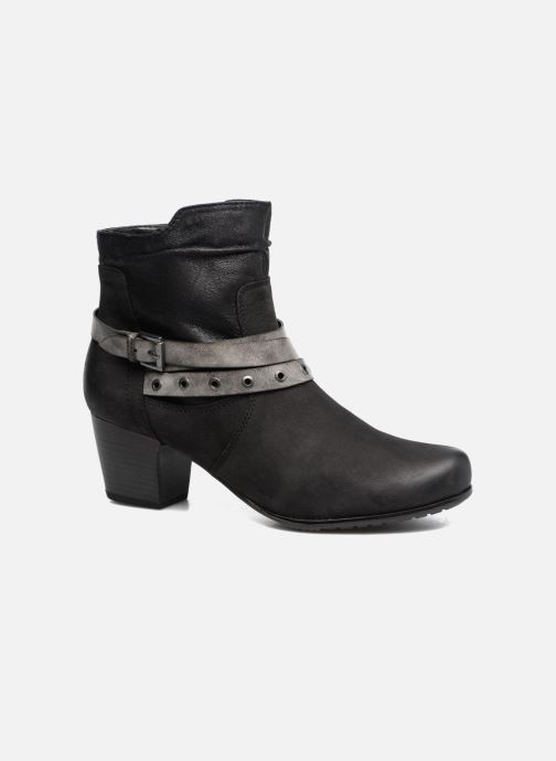 Ankle boots Jana shoes Malika Black detailed view/ Pair view
