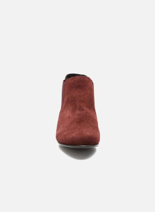 Ankle boots Les Tropéziennes par M Belarbi Paradizo Red model view