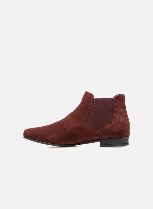 Ankle boots Les Tropéziennes par M Belarbi Paradizo Red front view