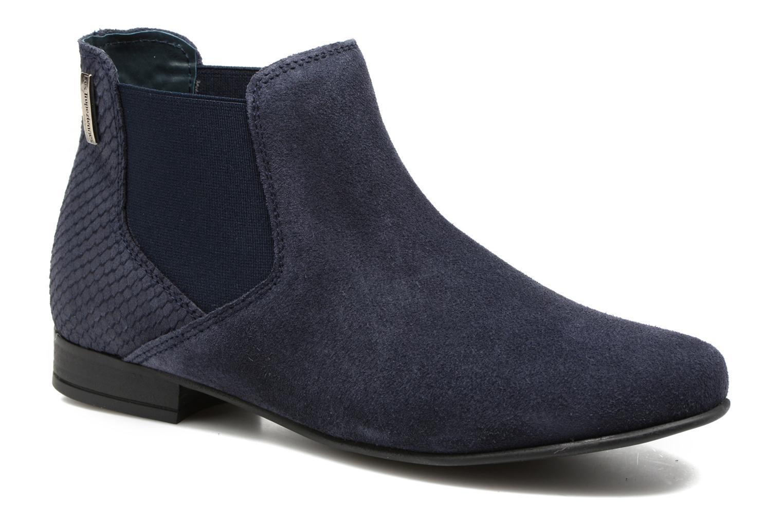 Bottines et boots Les Tropéziennes par M Belarbi Paradizo Bleu vue détail/paire